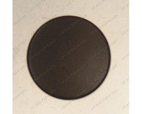 Крышка рассекателя для плиты Gorenje 163186
