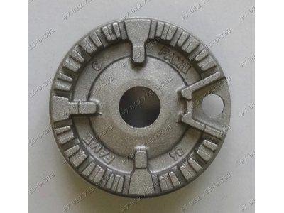 Рассекатель вспомогательного действия 47 мм для плиты Gefest 1500, 3500, 6100-6500, CH1210, 1211, 2120, 2230