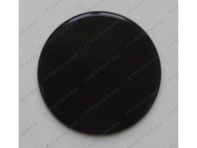 Крышка рассекателя 75 мм, средняя для плиты Gefest 1500, 3500, 6100-6500, CH1210, 1211, 2120, 2230