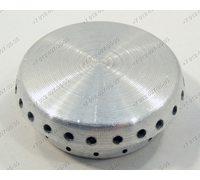 Крышка горелки для плиты Гефест 1457 и др. диаметр 55 мм малая 1445-00.023