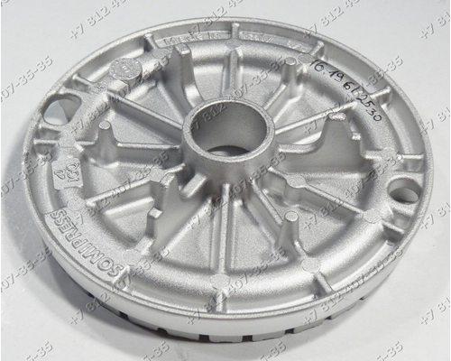 Рассекатель 90 мм смеситель быстрого действия Somipress большой конфорки (смеситель большой мощности) для плиты Gefest