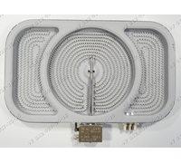 Конфорка стеклокерамика для плиты Miele KM631 40/62850648