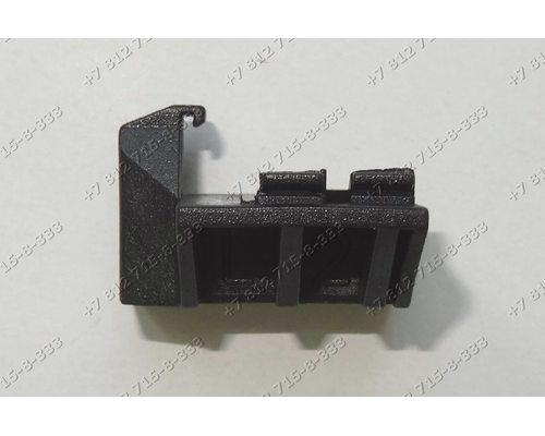 Нижнее левое крепление внутреннего стекла для плиты Hansa FCEW53003014 FCCW58236030 FCCW51004014 FCCX52014010 FGW50000010
