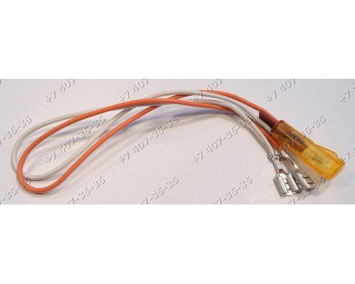 Индикаторная лампочка оранжевая для плиты Gorenje