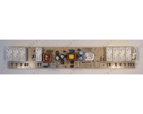 Электронный модуль плиты Electrolux Zanussi EHS60041P EHS60140X EHS68210P