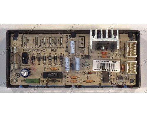 Электронный модуль плиты Electrolux Zanussi EOO65140X EOC68000X EOB98001X EOK76030X