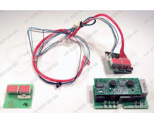 Электронный модуль зависимой стеклокерамической поверхности плиты AEG 61370M-MN AF4 949483268-00