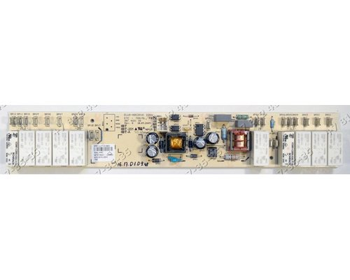 Электронный модуль плиты Electrolux EHF8748FOK, EHF6241XOK, EHF16240XK, EHF6240XXK