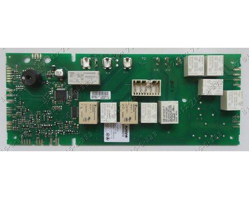 Электронный модуль (в комплекте 2 модуля и провода с контактами) для духового шкафа Bosch Siemens Neff