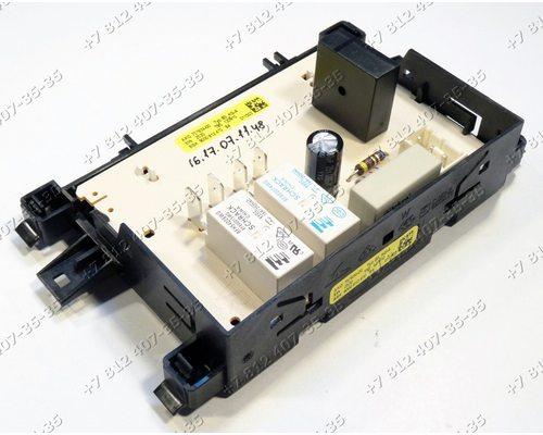 Электронный модуль для духового шкафа Bosch HBA43B151F/01, HBA43B151F/02, HBA43B161F/01