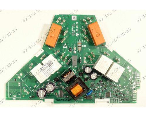 Электронный модуль для варочной поверхности Bosch PKE645B17/01