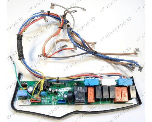 Электронный модуль DE92-02161G для варочной поверхности Samsung