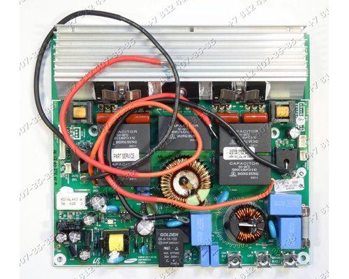 Электронный модуль DG96-00216A для варочной поверхности Samsung CTN464KC01, CTN464NC01/BWT