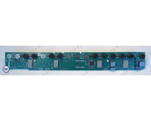 Плата индикации варочной поверхности для плиты Bosch PIC645E14E/03