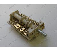 Переключатель мощности ПМ-5 ПМ5 5 позиций, длина вала 24 мм для плиты