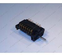 Переключатель мощности духовки ST-880 5 позиций 16A 250VAC T150 для плиты ЗВИ, RICO