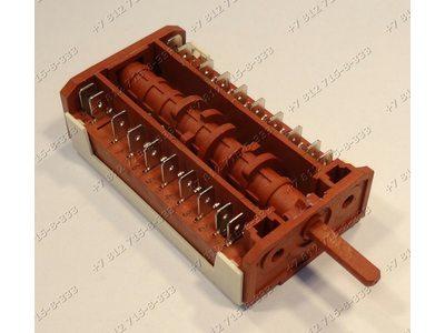 Переключатель 357064401 для плиты Electrolux EKC6005 EKM60350 EOB30001X