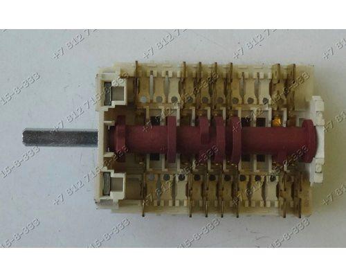 Переключатель духовки для плиты Hansa FCCX53014017 (53318)  FCCW53014037