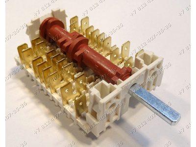 Переключатель режимов духовки Hansa FCMW58020, BCCI66136077, 54593, FCCW58226, FCCW58204