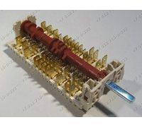 Переключатель режимов духовки для плиты Hansa FCCW58209 FCMW59209 BOES68120090 FCCX59209