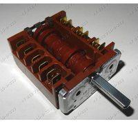 Переключатель конфорки для плиты Indesit Ariston C145EW C145E(W)I GS841E5S KC4311WE/E