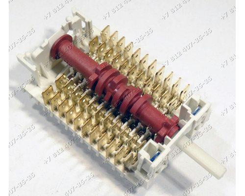 Переключатель мощности 11HE005 7 переключений COK300FA для плиты Smeg