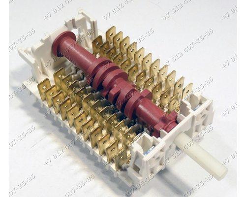 Переключатель мощности 11HE112 7 переключений COK306FA 871101 для плиты Fagor