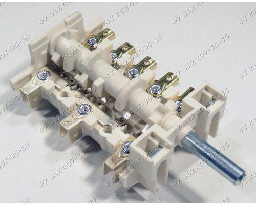 Переключатель мощности 5HT006 7 переключений для плиты Fagor Clatronic