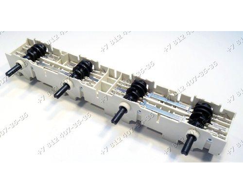 Комплект переключателей режимов духовки Ardo MA04BEABXS (048489030), BCCK64X, SE435X