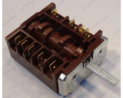 Переключатель мощности ПМЭ27-23623 для плиты Лысьва