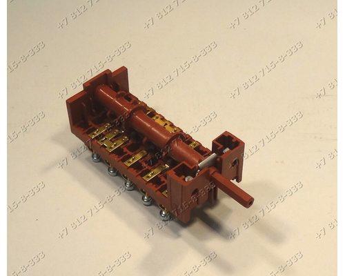 Переключатель мощности 7LA Gottak 870618 25A 250V для плиты Аббат