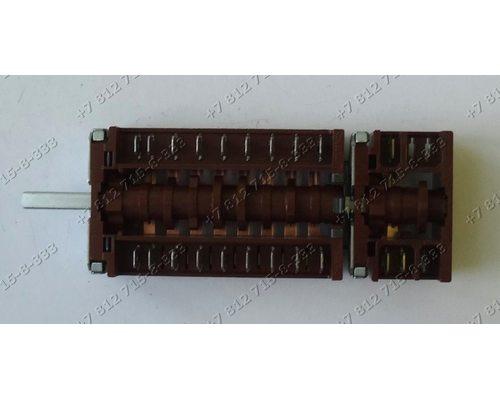 Мультифункциональный коммутатор 42.08100.000+46.18966.501 ПМ-8 для плиты Beko