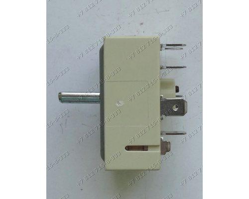 Двухзонный переключатель 50.55021.120 режимов плиты Gorenje