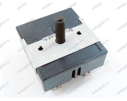 Переключатель двухзонной конфорки EGO 50.85021.001 716270 для плиты Gorenje