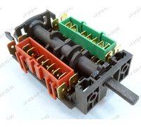 Переключатель режимов духовки ZA2810 SR1-11-008 для плиты Gorenje KBC5105AX, K65333BW0, BO5203AX