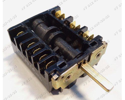 Переключатель режимов ПМ-16-3-21 ПМ16-3-21 ПМ16321 830500 3-х позиционный для плиты Мечта