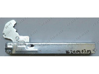 Петля дверцы духовки Hansa BCCI63036020 52924 FCCW51004010 51466