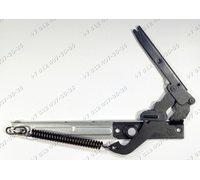 Правая петля дверцы духовки для плиты Indesit Ariston FPT51NS, FZ65.1IX, HR86T.1IX