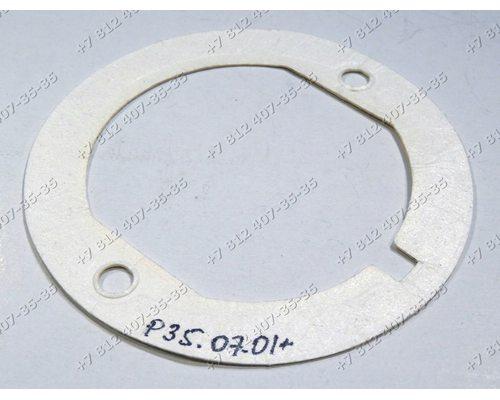 Прокладка горелки большая, бумажная D-85/62 мм для плиты Bosch NGM615XEU