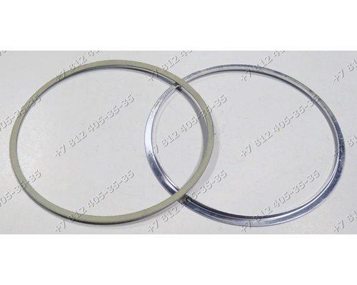 Кольцо - фиксатор горелки большой конфорки для плиты Bosch, Neff T2576N0/03