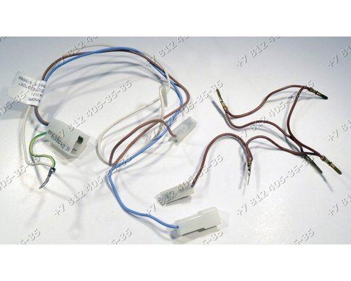 Проводка плиты Bosch, Neff T2576N0/03, T2576N0GB/02