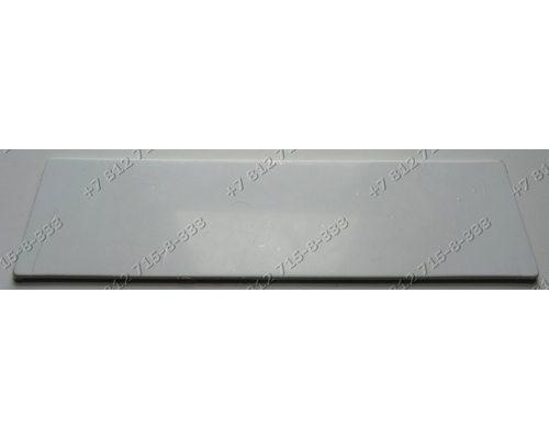 Панель ящика для плиты Ariston KJ1G2(W)/R KJ1G207S(W)/RU