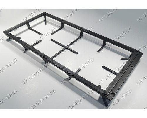 Решетка левая сверху на плиту Hansa FCGX58003050, FCMX59226, FCGX52046, FCGX52025, FCMX59325