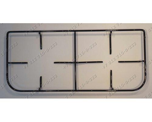 Решетка сверху 200*450 мм для плиты Indesit Ariston