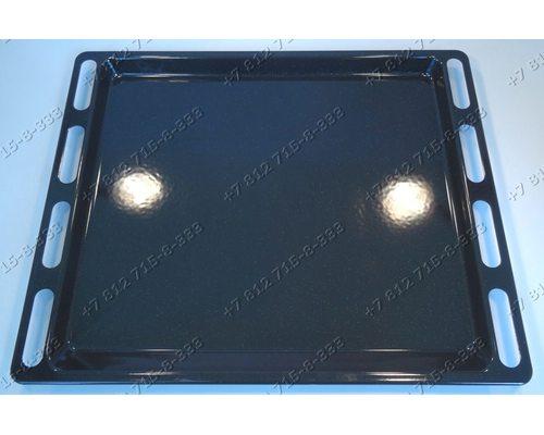 Противень 358*446*20 мм для плиты Indesit Ariston 7OFTR850ANRUHA
