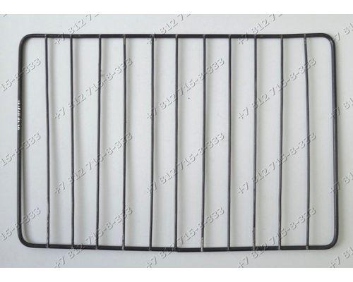 Решетка внутрь 370*250 мм для плиты Лада 2-х конфорочная