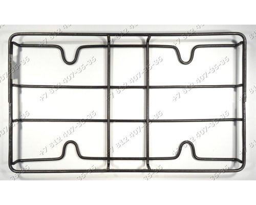 Решетка сверху 465*275 мм для плиты Лада 2-х конфорочная