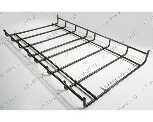 Решетка 425*240 мм сверху для плиты Лада 2-х конфорочная