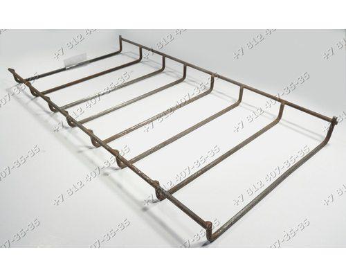 Решетка 450*227 мм сверху для плиты Лада