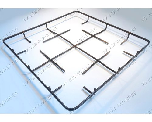 Решетка сверху для плиты Desany Optima 5600-03